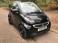 2014 SMART FORTWO 1.0 GRANDSTYLE EDITION 2d AUTO 84 BHP £5990.00