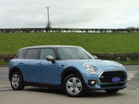 USED 2017 67 MINI CLUBMAN 1.5 COOPER 5d AUTO 134 BHP ONLY 15000 MILES, GREAT SPEC, ONE OWNER, IMMACULATE CAR.