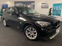 2012 BMW X1 2.0 SDRIVE20D EFFICIENTDYNAMICS 5d 161 BHP £7990.00