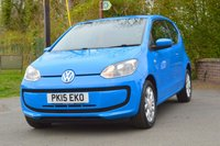 2015 VOLKSWAGEN UP 1.0 MOVE UP 3d 59 BHP £5791.00
