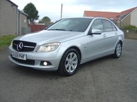 USED 2009 59 MERCEDES-BENZ C-CLASS 1.6 C180 KOMPRESSOR BLUEEFFICIENCY SE 4d AUTO 156 BHP