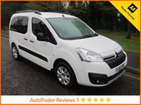 USED 2015 65 CITROEN BERLINGO MULTISPACE 1.6 BLUEHDI XTR 5d 98 BHP.*ULEZ COMPLIANT*EURO 6*AIR CON Great Value One Owner Citroen Berlingo Multispace XTR with Air Conditioning, Electric Windows, Electric Mirrors, Alloy Wheels and Citroen Service History. This Vehicle is ULEZ Compliant with a EURO 6 Rated Engine