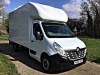 USED 2016 66 RENAULT MASTER 2.3 LL35 BUSINESS DCI L/R C/C 1d 125 BHP ULEZ COMPLIANT LEZ COMPLIANT, Good Quality Tail Lift,
