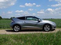 USED 2012 62 HONDA CR-Z 1.5 I-VTEC IMA SPORT 3d 113 BHP