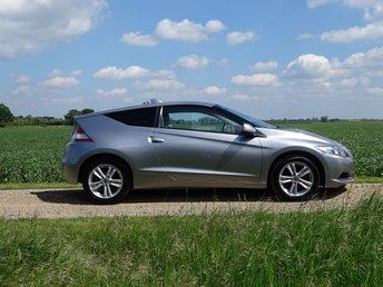 2012 HONDA CR-Z 1.5 I-VTEC IMA SPORT 3d 113 BHP £8595.00