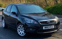 2010 FORD FOCUS 1.6 ZETEC 5d AUTO 100 BHP £3995.00