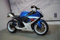 USED 2011 11 SUZUKI GSXR 600 599cc GSXR 600 L1