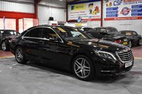 USED 2016 66 MERCEDES-BENZ S CLASS 3.0 S 350 D AMG LINE 4d AUTO 255 BHP
