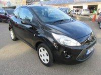 2013 FORD KA 1.2 EDGE 3d 69 BHP £4000.00