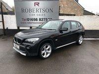 2011 BMW X1 2.0 XDRIVE 18D SE 5dr £7480.00