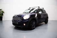 2013 MINI COUNTRYMAN 1.6 COOPER D 5d 112 BHP PANO GLASS ROOF & BIG MINI WHEELS! £7495.00