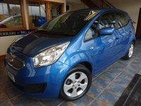 USED 2010 10 KIA VENGA 1.6 2 5d AUTO 124 BHP