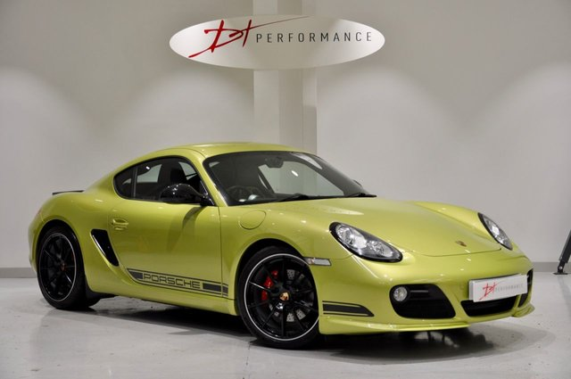 2011 61 PORSCHE CAYMAN 3.4 R 2d 330 BHP MANUAL PERFECT DRIVERS SPECIFICATION