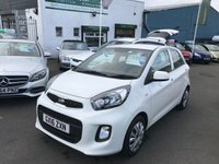USED 2016 16 KIA PICANTO 1.0 1 5d 65 BHP 1 OWNER-£20 TAX-MAIN DEALER HISTORY-LOW MILEAGE