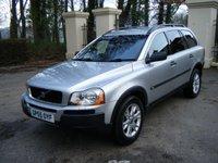 2006 VOLVO XC90 2.9 T6 SE 5d AUTO 269 BHP £7495.00