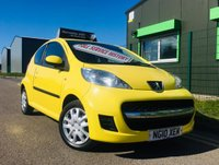2010 PEUGEOT 107 1.0 URBAN 3 DOOR only 1 lady owner with FSH £2795.00