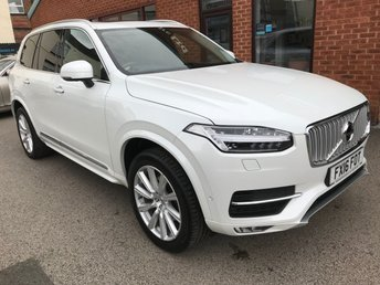 2016 VOLVO XC90 2.0 D5 INSCRIPTION AWD 5d AUTO 222 BHP £31750.00