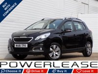 USED 2016 16 PEUGEOT 2008 1.2 PURE TECH ACTIVE 5d 82 BHP 30 POUND TAX FULL HISTORY