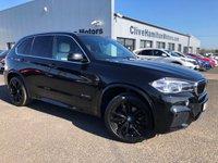 USED 2015 BMW X5 3.0 XDRIVE30D M SPORT FULLY ELCTRIC TOWBAR