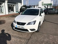 2015 SEAT IBIZA 1.2 TSI I-TECH 5d 104 BHP £SOLD