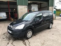 2015 CITROEN BERLINGO 1.6 625 ENTERPRISE L1 HDI  74 BHP £5850.00