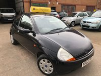 USED 2003 03 FORD KA 1.3 COLLECTION A/C 3d 69 BHP