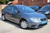 USED 2014 14 SEAT LEON 1.2 TSI S 5d 105 BHP ***** £30 ROAD TAX * BLUETOOTH * AIR CON *****
