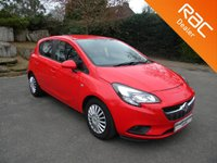 USED 2016 16 VAUXHALL CORSA 1.4 DESIGN 5d AUTO 89 BHP 5 Door Petrol Automatic!! Cruise Control, Apple Car Play/ Android Auto