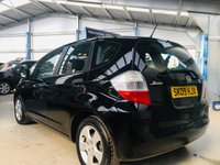 USED 2009 09 HONDA JAZZ 1.2 I-VTEC SE 5 DOOR only 1 owner with low miles and FSH