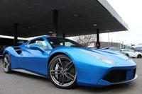 2017 FERRARI 488 3.9 SPIDER 2d AUTO 660 BHP £216000.00