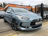 2012 CITROEN DS5 2.0 HDI DSTYLE 5d AUTO 161 BHP £8000.00