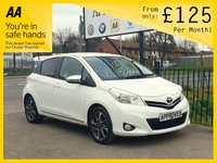 USED 2015 64 TOYOTA YARIS 1.3 VVT-I TREND 5d 99 BHP 0% Deposit Plans Available even if you Have Poor/Bad Credit or Low Credit Score, APPLY NOW!