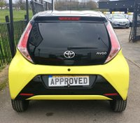 USED 2016 16 TOYOTA AYGO 1.0 VVT-I X-CITE 3 X-SHIFT 5d AUTO 69 BHP 0% Deposit Plans Available even if you Have Poor/Bad Credit or Low Credit Score, APPLY NOW!