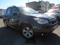 USED 2015 15 SUBARU FORESTER 2.0 D X 5d 145 BHP