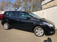 2010 PEUGEOT 5008 1.6 HDI EXCLUSIVE 5d 110 BHP £5895.00