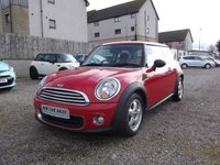 USED 2011 11 MINI HATCH ONE 1.6 ONE 3d 98 BHP 1 OWNER, FULL MAIN DEALER HISTORY!