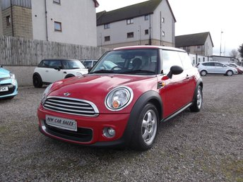 2011 MINI HATCH ONE 1.6 ONE 3d 98 BHP £4995.00