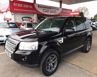 2008 LAND ROVER FREELANDER 2.2 TD4 GS 5d 159 BHP AUTOMATIC £5995.00