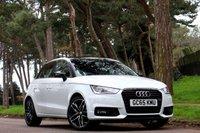 2016 AUDI A1 1.4 SPORTBACK TFSI SPORT 5d AUTO  £13695.00