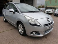 USED 2011 61 PEUGEOT 5008 1.6 HDI SPORT 5d 112 BHP **2 OWNERS**SUPERB DRIVE**GREAT CONDITION**