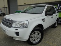 USED 2012 LAND ROVER FREELANDER 2.2 TD4 XS 5d 150 BHP Excellent Condition 4x4, No Deposit Necessary, No Fee Finance, Part Ex Welcomed
