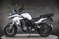 USED 2018 18 BENELLI TRK 502 500cc GOOD & BAD CREDIT ACCEPTED, OVER 600+ BIKES IN STOCK