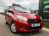 2017 SUZUKI CELERIO 1.0 SZ2 5 DOOR HATCH, Only 11,000 miles, still under manufacturers warranty £5695.00