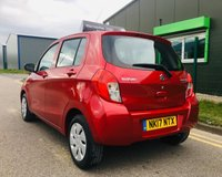 USED 2017 17 SUZUKI CELERIO 1.0 SZ2 5 DOOR HATCH, Only 11,000 miles, still under manufacturers warranty