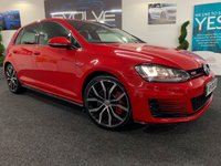 2016 VOLKSWAGEN GOLF 2.0 GTI PERFORMANCE 5d 227 BHP £18790.00