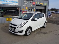 USED 2013 13 CHEVROLET SPARK 1.2 LTZ 5d 80 BHP   ONLY 25K ONLY 25K  EXCELLENT CONDITION