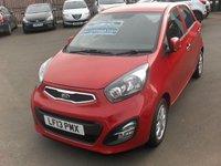 2013 KIA PICANTO 1.2 2 5d AUTO 84 BHP £5795.00