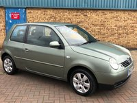 2003 VOLKSWAGEN LUPO 1.0 SE 3d 50 BHP Only Done 57,000 Miles  £SOLD