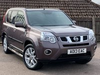 USED 2013 13 NISSAN X-TRAIL 2.0 DCI N-TEC PLUS 5d 171 BHP