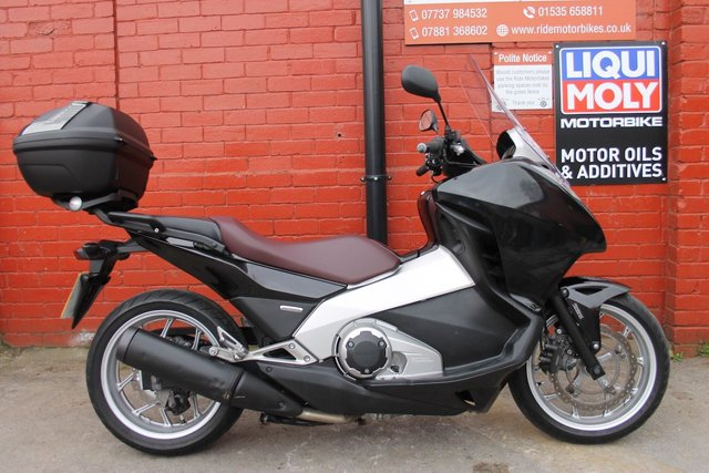 USED 2014 63 HONDA NC 700 D-C  A Great Low Mileage Scooter. Finance Available